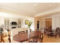 FACING REGENTS PARK, TWO B/RMS+2 ENSUITE BATHS+TRIPLE L-SHAPED RECEPTION PLUS UNDERGROUND GARAGE