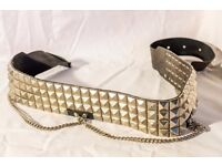 Large Studded Belt (Like New)
