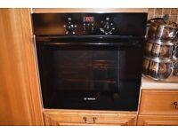 Integrated BOSCH Classixx HBA13B160B Electric Oven – Black