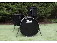 Rare pearl drum kit