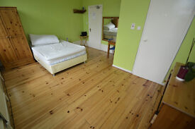 Studio room in very well kept and clean building with oun kitchen and shower and w/c, all bills inc.