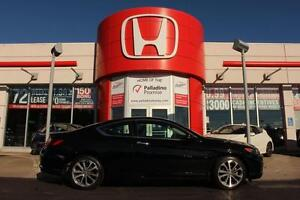 2013 Honda Accord Coupe EX-L w/Navi+ LEATHER+ BACKUP CAMERA+ HEA