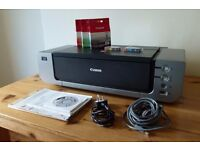 Canon Pixma Pro 9000 Mark ii A3+ Printer with Ink - Great Condition