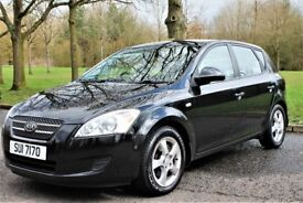 2009 KIA CEED 74K DIESEL *EXCELLENT CONDITION* £30 ROAD TAX