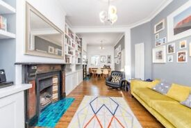 This magnificent 5 bedroom Victorian house has been finished to a high standard throughout