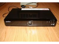 Bt Humax youview box/remote DTR-T1000/GB/500G/BT used excellent condtion