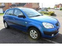 08 REG KIA RIO 1.5 DIESEL (ONLY £30 TAX) UP TO 70MPG 12 MONTHS MOT ASTRA FOCUS CORSA MEGANE