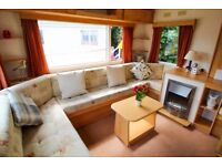Cheap Static Caravan, Delta Primero, 8-berth MANAGERS SPECIAL, Beachside Holiday Park
