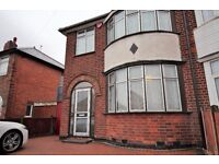 3 Bed Semi Detached House to rent Catherine Street, Belgrave, Leicester, LE4 Avail NOW