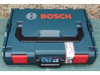 Bosch Professional (blue) 10.8v driver/hammer drill + 2x 2AH batteries, immaculate with warranty.