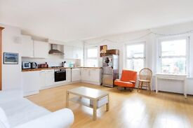 Gorgeous open-plan 1 bedroom appartment, a short walk from the center of Brixton.