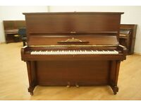 Steinway & Sons upright piano - Refurbished - UK delivery available