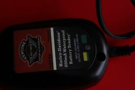 Used Harley Davidson Battery Charger