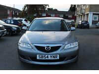 MAZDA 6 with Sat Nav + ***The Price is Negotiable***