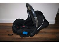 Silver Cross Ventura Plus car seat - Black CAN POST