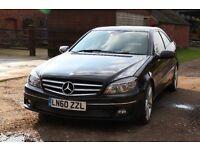 Mercedes CLC220 CDI Coupe Automatic