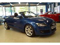 Audi TT TFSI (scuba blue metallic) 2009