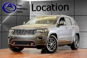 2017 Jeep Grand Cherokee Trailhawk 4X4 CUIR TOIT NAV HITCH LOCAT