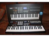 AKAI MPK49 Professional USB / MIDI Performance Keyboard