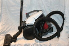 John Lewis 14V M Cyclonic Vacuum Cleaner. Large 3L capacity, impressive . Powerful.