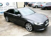 2012 AUDI A6 2.0 TDI SE 175BHP SALOON *BLACK EDITION SPEC* (WARRANTY & FINANCE)
