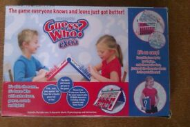 Electonic Guess who game