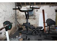 Marcy pm4400 leverage machine