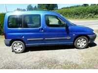 berlingo multi space forte tested till march 19 good runner serviced ready to go
