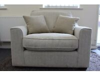 Large Single Love Seat