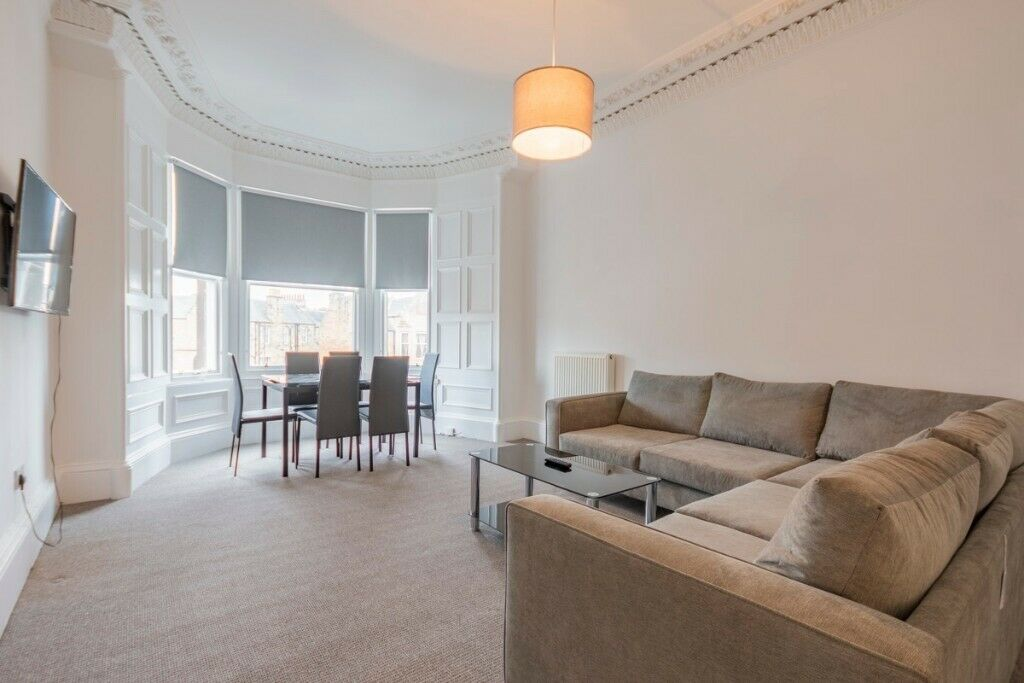 Beautiful, 4 bedroom (5 person), HMO property in Marchmont ...