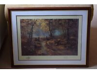 Autumn Celebrations by David Dipnall limited edition print