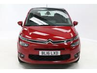 Citroen C4 Grand Picasso BLUEHDI SELECTION (red) 2016-06-24