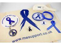 M.E./CFS Awareness Merchandise