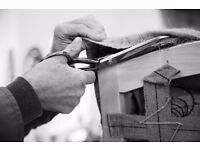 Experienced Traditional Upholsterer - Gloucestershire
