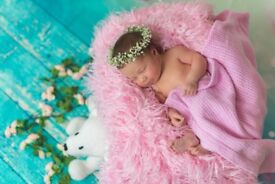 Professional Photographer: Maternity, Events, Portrait, Weddings, Baby & Newborn, Family. From £50/h