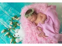 Professional Photographer: Maternity, Events, Portrait, Weddings, Baby & Newborn, Family.