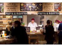 Vapiano Restaurant - PASTA CHEF'S. Oxford Circus