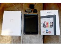 Nook HD+ 32gb 9 inch Tablet boxed as new