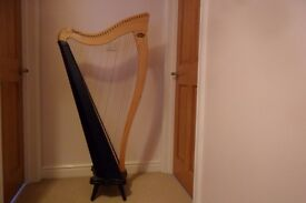 Harp, Dusty Springs Ravenna 34 excellent condition