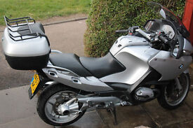 BMW R1200RT - Lovely condition