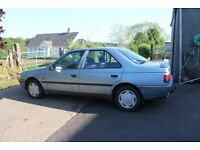 1994 Peugeot 405 for sale.