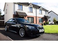 PRICE DROP - 2004 BMW 530d M Sport Kit - FULL LEATHER, RECONDITIONED TURBO