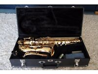 Saxophone - Jupiter SAS-767 Alto Saxophone with Hard Case