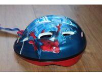 Boys bicycle helmet 48-52cm