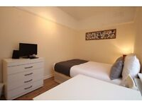 LONDON SHORT LET from 3 nights | Rent room for 1-2 people | Near CENTRAL LONDON | CLEAN & SAFE