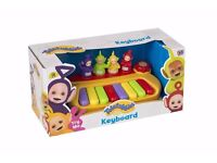 Teletubbies Keyboard Toy. Brand new and unopened