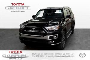 2015 Toyota 4Runner Limited  UN SEUL PROPRIO, JAMAIS ACCIDENT&Ea