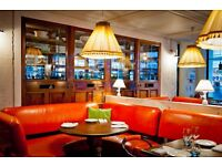 WAITERS & WAITRESSES - CENTRAL LONDON - RIDING HOUSE CAFE