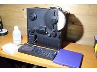 Fostex R8 8 track tape machine