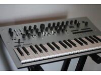 Korg Minilogue Polyphhonic Analog Synthesiser Boxed Plus Extras
